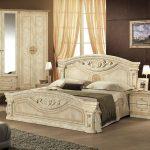 Двуспальная кровать Мебель-Сервис Рома