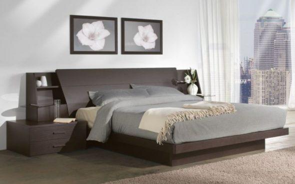 Двуспальная кровать Невада