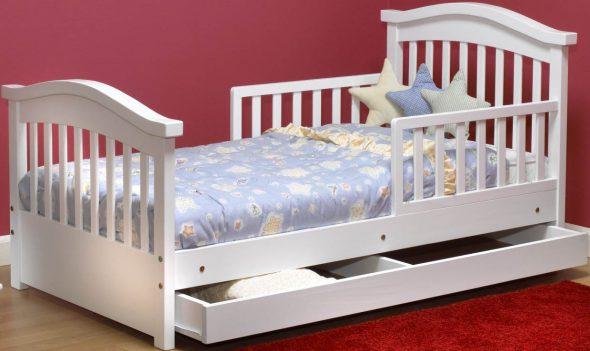 Идеальная кроватка для ребенка