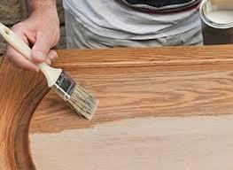 Этапы реставрации деревянной мебели в домашних условиях