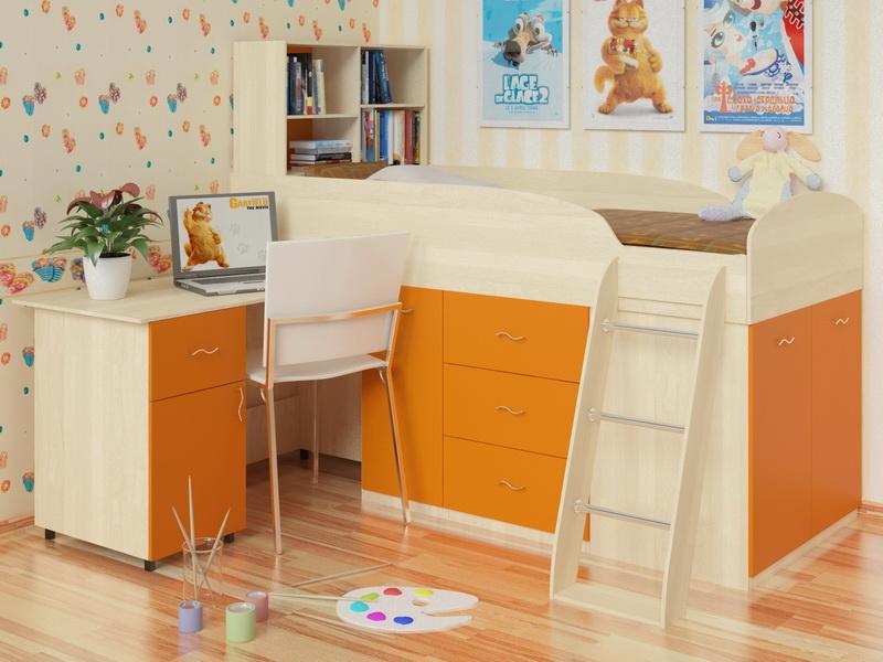 кровати для детей от 7 лет фото и цены
