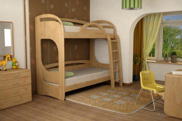 детская кровать на заказ