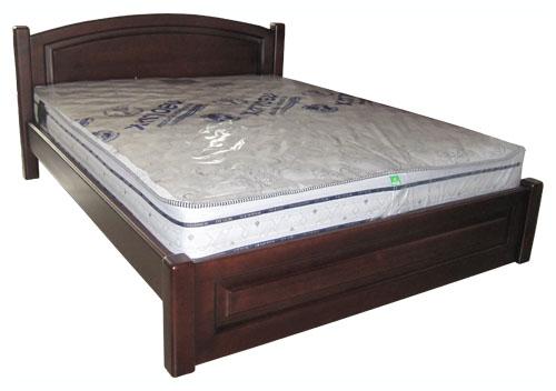 Кровать из натурального дерева Верона-1