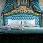 Кровати двуспальные с изголовьем фото