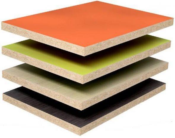 Материалы, которые используются при изготовлении мебели