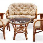 Мебель из ротанга – немного экзотики в вашем доме