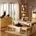 Не зря мебель из массива стала обязательным атрибутом