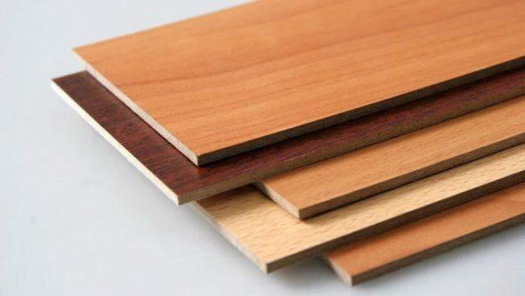 Плиты из древесной стружки