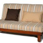 Раскладной оригинальный диван-кровать на механизме аккордеон