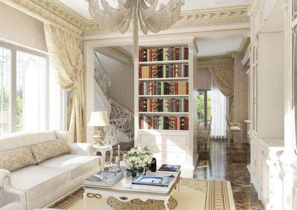 роскошный стиль прованс