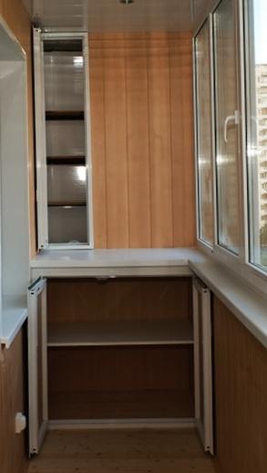 Угловая мебель на балконе своими руками 70
