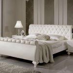 Спальня глянец белый