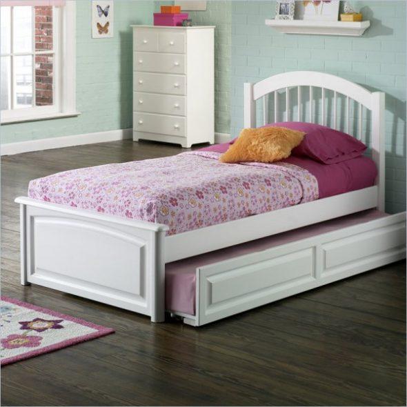 Стандартные размеры детских кроватей