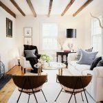 белая мебель в скандинавском стиле