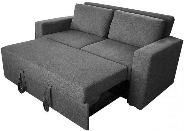 Такой диван предназначен для частого раскладывания