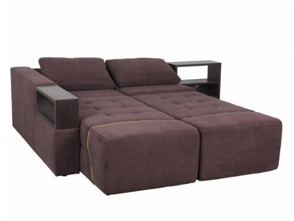 Твинсет мини угловой диван