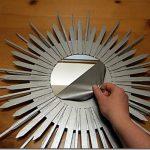 Вешаем зеркало на стену – радуемся прекрасному аксессуару
