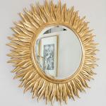 Зеркало-Солнце - радость в дом
