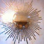 Зеркало - солнце в дом