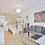 Зонирование пространства малогабаритной квартиры