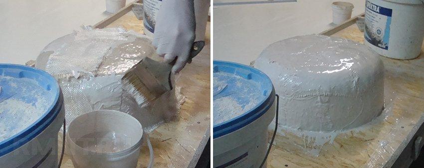 Как изготовить акриловый камень своими руками