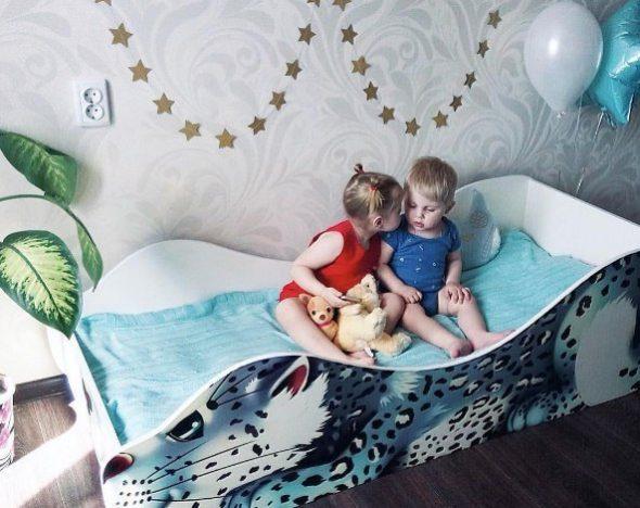 бельмарко кровать для детей