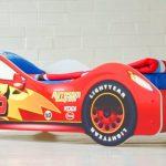 бельмарко кровать красная машина