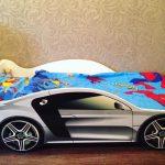 бельмарко кровать машина детская