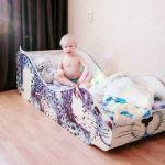 бельмарко кровать снежный барс