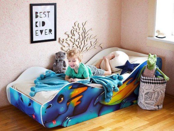 бельмарко кровать спальня