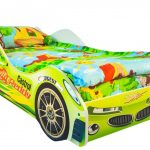 бельмарко кровать зеленая