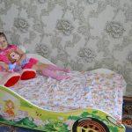 бельмарко кровать для девочки
