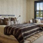деревянная кровать своими руками в интерьере