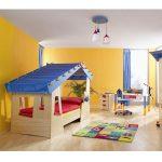 детская кровать хаба домик тома