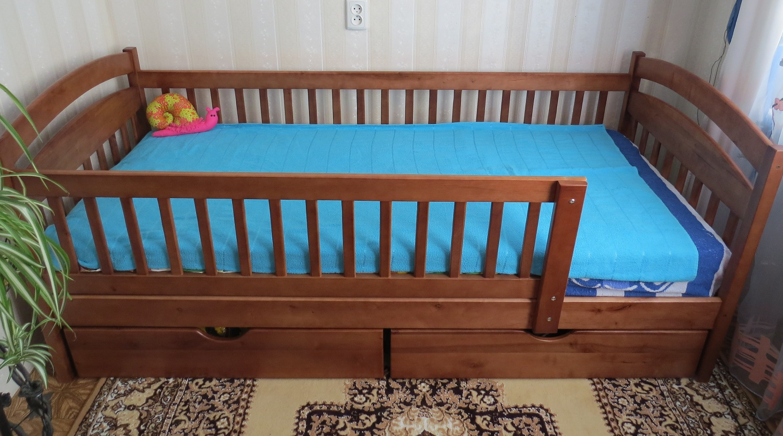 Детская кровать от 2 лет своими руками