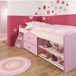 детская кровать икеа для девочки