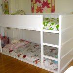 детская кровать икеа двухэтажная