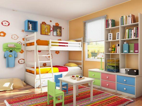 двухэтажная кровать икеа