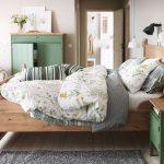 детская кровать икеа из дерева