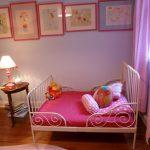 детская кровать икеа металлическая
