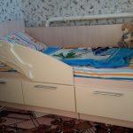 кровать дельфин детская
