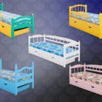 детские кровати в ассортименте