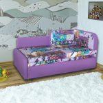 детский диван балу