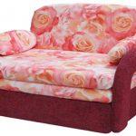 диван для маленькой леди