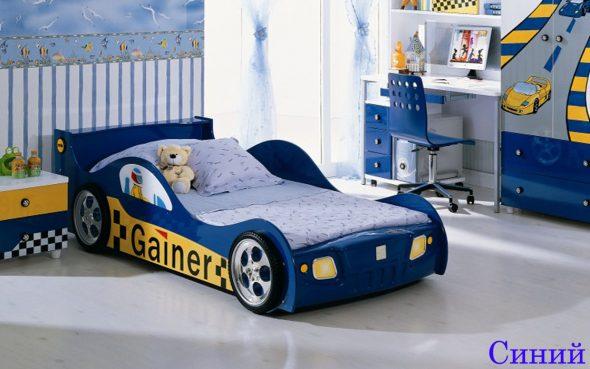 дизайн спальни детской комнаты