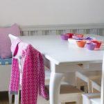 кухня с диваном интерьер