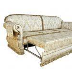 изысканный диван с механизмом дельфин