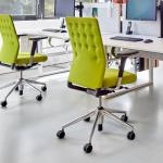 компьютерное кресло зеленое