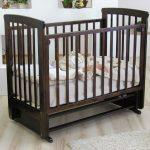 кровать детская для малыша