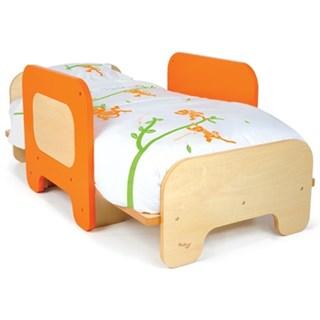 кровать с бортами
